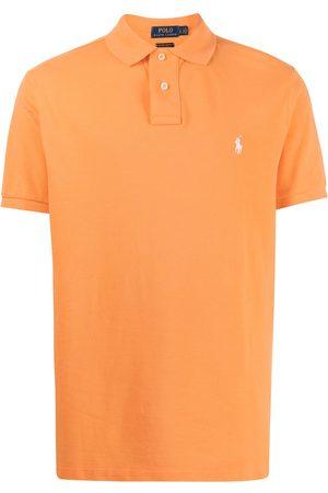 Polo Ralph Lauren Piqué embroidered polo shirt