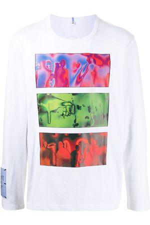 McQ Men Long Sleeve - FA5 Dance long-sleeved T-shirt