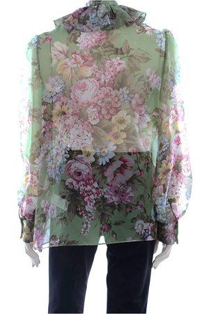 Dolce & Gabbana 732117 Silk Blouse 46