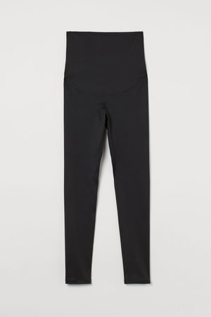 H&M Women Sports Leggings - MAMA Sports Leggings