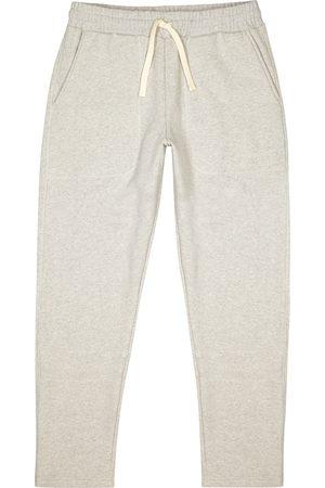Norse projects Fallun grey cotton sweatpants