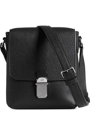 Dunhill Belgrave Leather Crossbody Bag