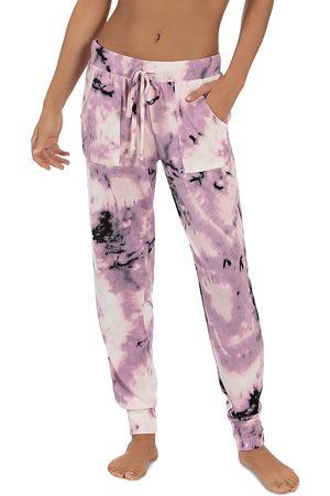 Midnight Bakery Tie Dyed Sleep Jogger Pants