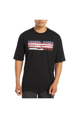 Wolverine Men's Short Sleeve Graphic Tee - Chest Graphic , Size L