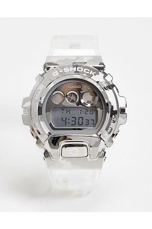 Casio G-Shock unisex digital watch in clear GM-6900SCM-1ER