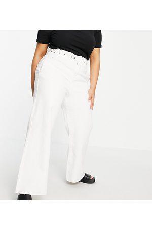 Simply Be Wide leg jean in