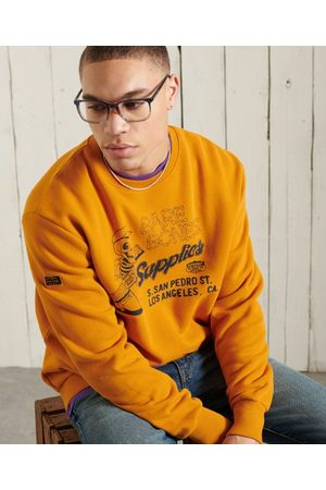 Superdry Men Sweatshirts - Workwear Crew Sweatshirt