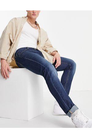 Lee Men Slim - Luke slim fit jeans in blue wash-Blues