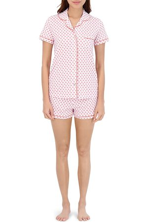 Roller Rabbit Women Pajamas - Cotton Pajama Shorts Set