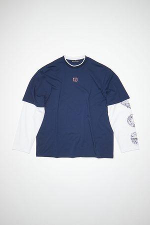 Acne Studios FA-UX-TSHI000090 Layered look t-shirt