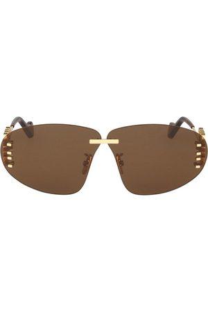 Loewe Anagram-hinge sunglasses