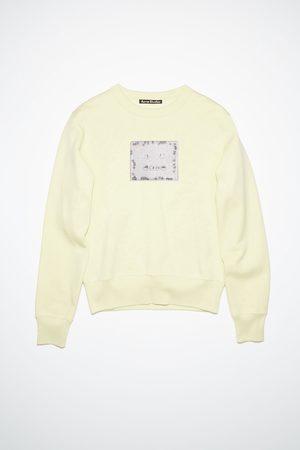 Acne Studios FA-WN-SWEA000003 Beaded sweatshirt