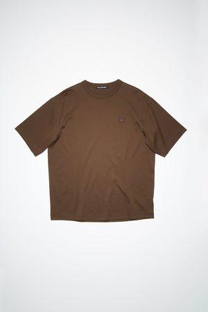 Acne Studios Women T-shirts - FA-UX-TSHI000072 Face patch t-shirt