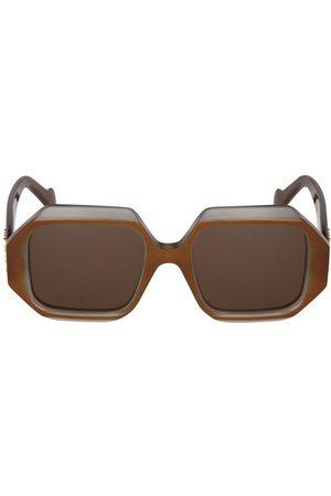 Loewe Story hexagonal sunglasses