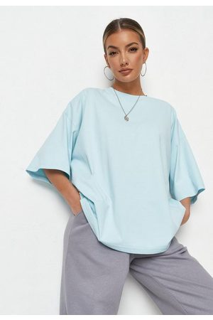 Missguided Drop Shoulder Oversized T Shirt