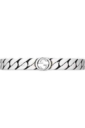 Gucci Interlocking G wide bracelet