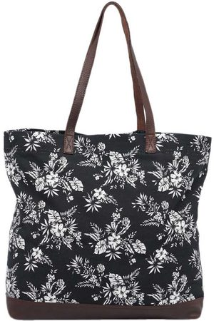 Superdry Large Printed Tote One Size Hawaiian