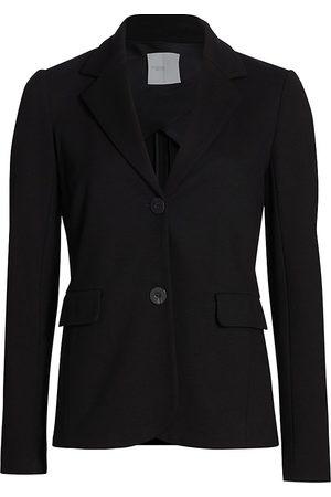 ROSETTA GETTY Women's Crop Sleeve Jacket - - Size Medium