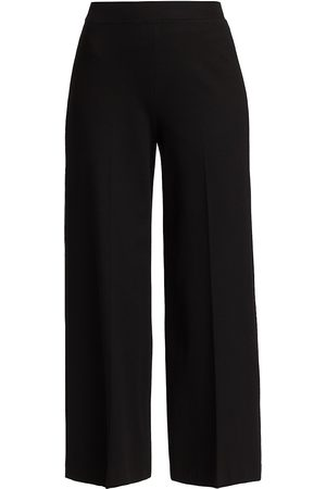 ROSETTA GETTY Women's Crop Straight-Leg Pants - - Size Small