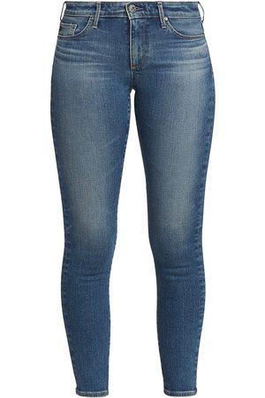 AG Jeans Women's Mid-Rise Legging Ankle Jeans - Spiritual - Size 29