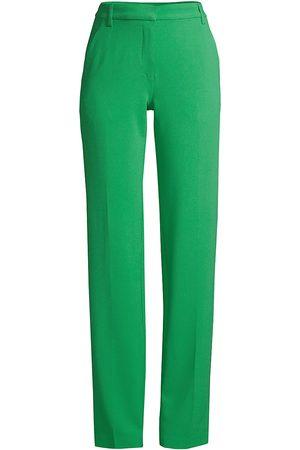 Black Halo Women's Jory Pleated Pants - Irish - Size 6