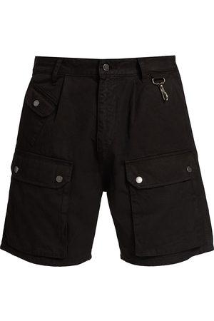 Reese Cooper Men's River Runs Through Cargo Shorts - - Size 32