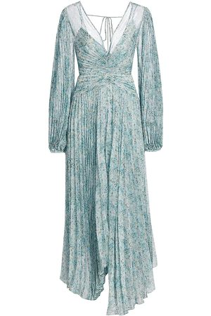 Acler Women's Astone Pleated Gown - Fields - Size 4