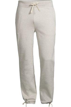 Polo Ralph Lauren Men's Fleece Drawstring Cuff Sweatpants - Light Sport - Size XS