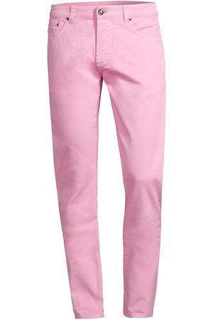ISAIA Men's Gabardine Five-Pocket Pants - Bright - Size 40