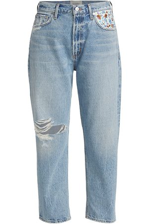 Citizens of Humanity Women's Marlee Relaxed Jeans - Vintage - Size 29