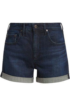 AG Jeans Women's Hailey Rolled Cuff Denim Shorts - Santa Rosa - Size 31