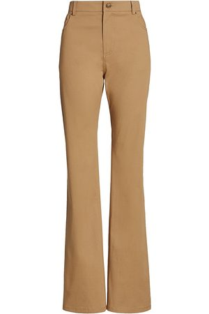 Gauchere Women's Tristane High-Rise Pants - - Size 2