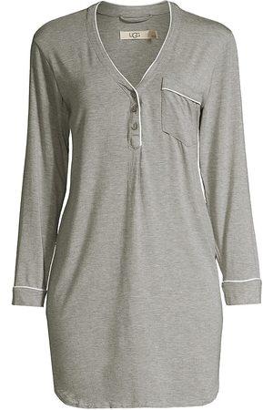 UGG Women's Henning Sleep Dress - Grey Heather - Size XL