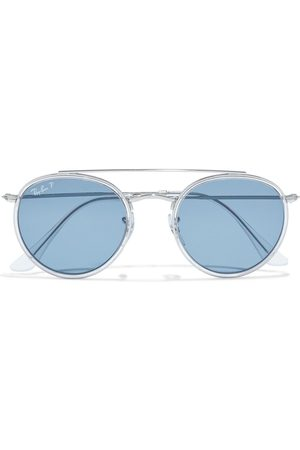 Ray-Ban Woman Round-frame -tone Sunglasses Size