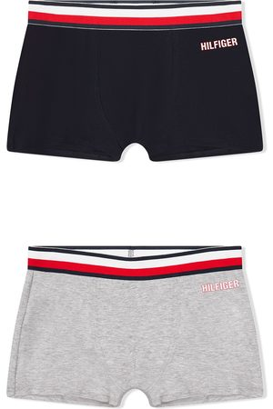 Tommy Hilfiger TEEN 2 pack cotton boxers - Grey