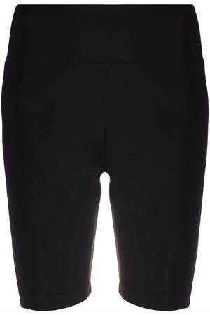 Y-3 High-waisted cycling shorts