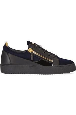 Giuseppe Zanotti Men Sneakers - Zip-detail Frankie trainers