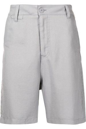 FIVE CM Men Bermudas - High-rise bermuda shorts - Grey