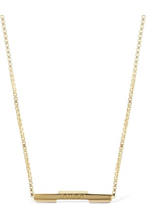 Gucci Women Necklaces - 18kt Link To Love Necklace