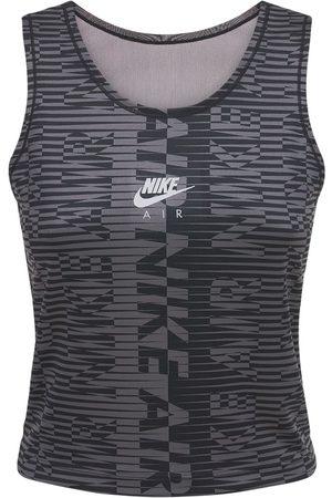 Nike Printed Running Tank Top