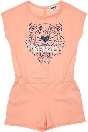 Kenzo Tiger Organic Cotton Jumpsuit