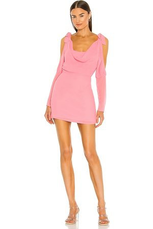 MAJORELLE Leigh Mini Dress in .