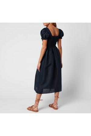 Sleeper Women Dresses - Women's Belle Linen Dress