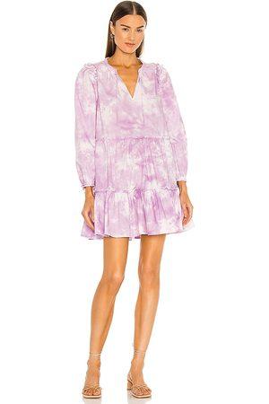 Generation Love Rumi Tie Dye Dress in Lavender.