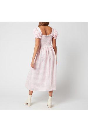 Sleeper Women's Belle Linen Dress