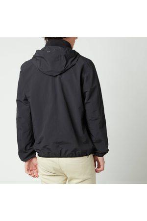 HERNO Men's Plaster Zipped Unlined Bomber Jacket