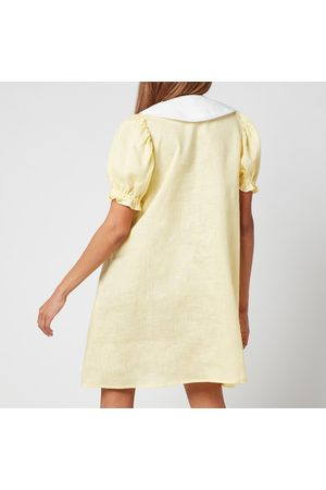 Sleeper Women's Marie Linen Dress