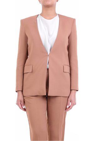 SIMONA CORSELLINI Women Blazers - Blazer Women Camel