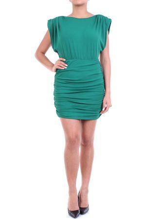 SIMONA CORSELLINI Short Women Emerald