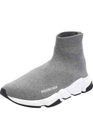 Balenciaga Grey Speed Sneakers Size EU 43